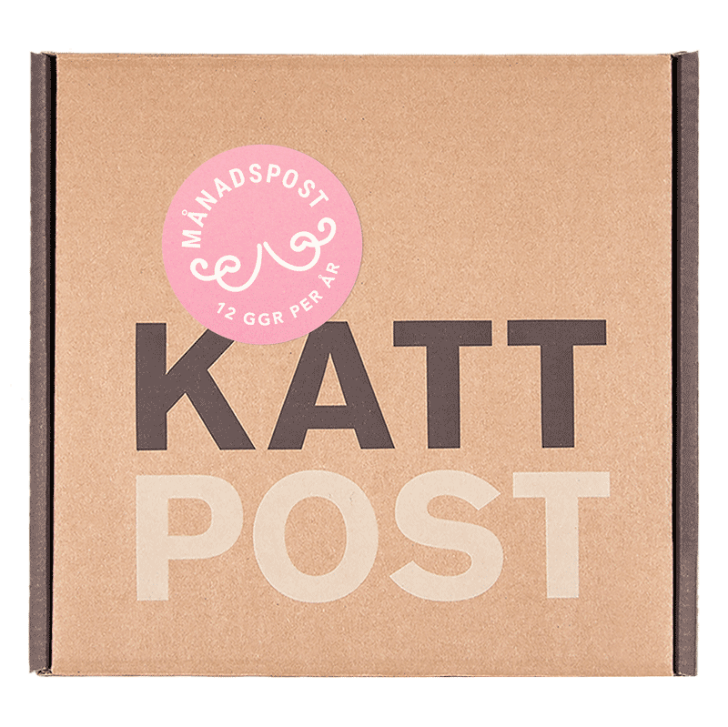 Monthly post box
